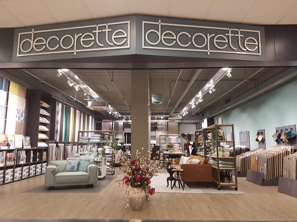 Decorette - Winkelcentrum Broekerveiling